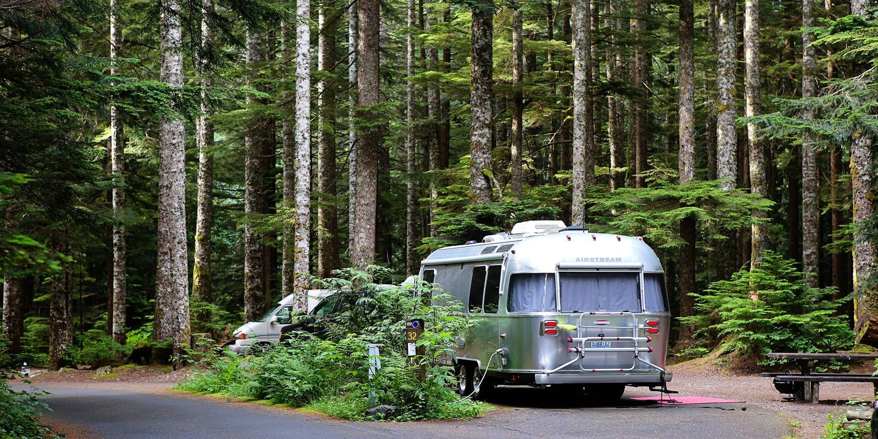 RV Rental Seattle - Go RV Rentals